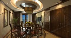 中式风格-天池圣居
