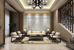 中式风格-鲁能七号院