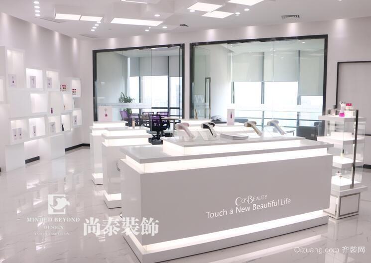 深圳怡化大厦现代简约装修效果图实景图