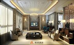 中式风格-华发新城