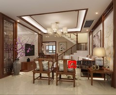 中式风格-香榭丽墅