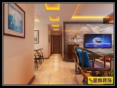 中式风格-济南华润城·紫云府