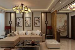 中式风格-万和玺园