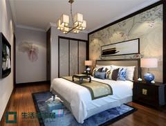 中式风格-金龙国际花园