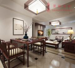 中式风格-怡和家园