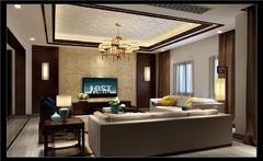 中式风格-融创尊爵堡