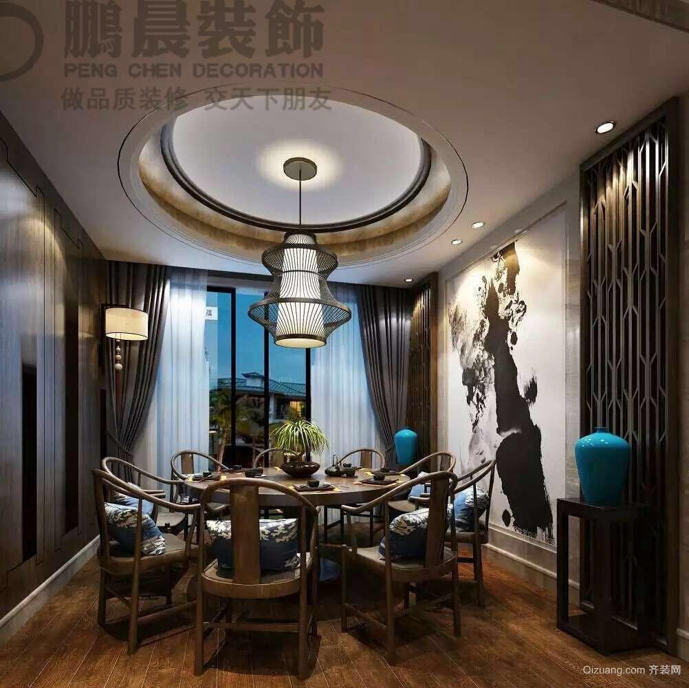 芜湖中央城家能酒店现代简约装修效果图实景图
