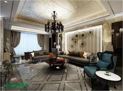 古典风格-世贸铜雀台