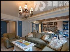 其他-芜湖中央城学府一号139平乡村风格装修效果图