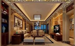 中式风格-丽湾名邸