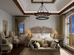 古典风格-滨湖大厦