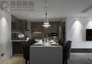 芜湖城市之光103平现代简约装修效果图案例