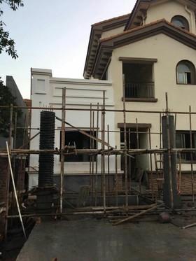 景盛豪庭裝修設計案例