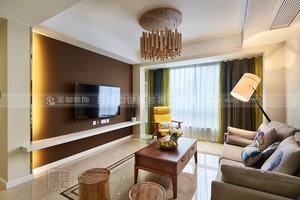 杭州162㎡现代简约装修效果图