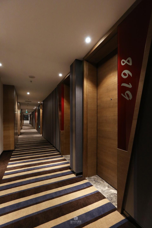 酒店中式风格装修效果图实景图