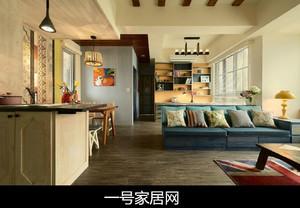 86平 田园公寓