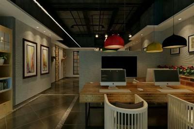 信丰办公室装修设计案例