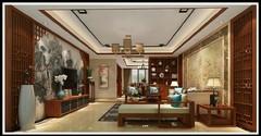 中式风格-华润中心
