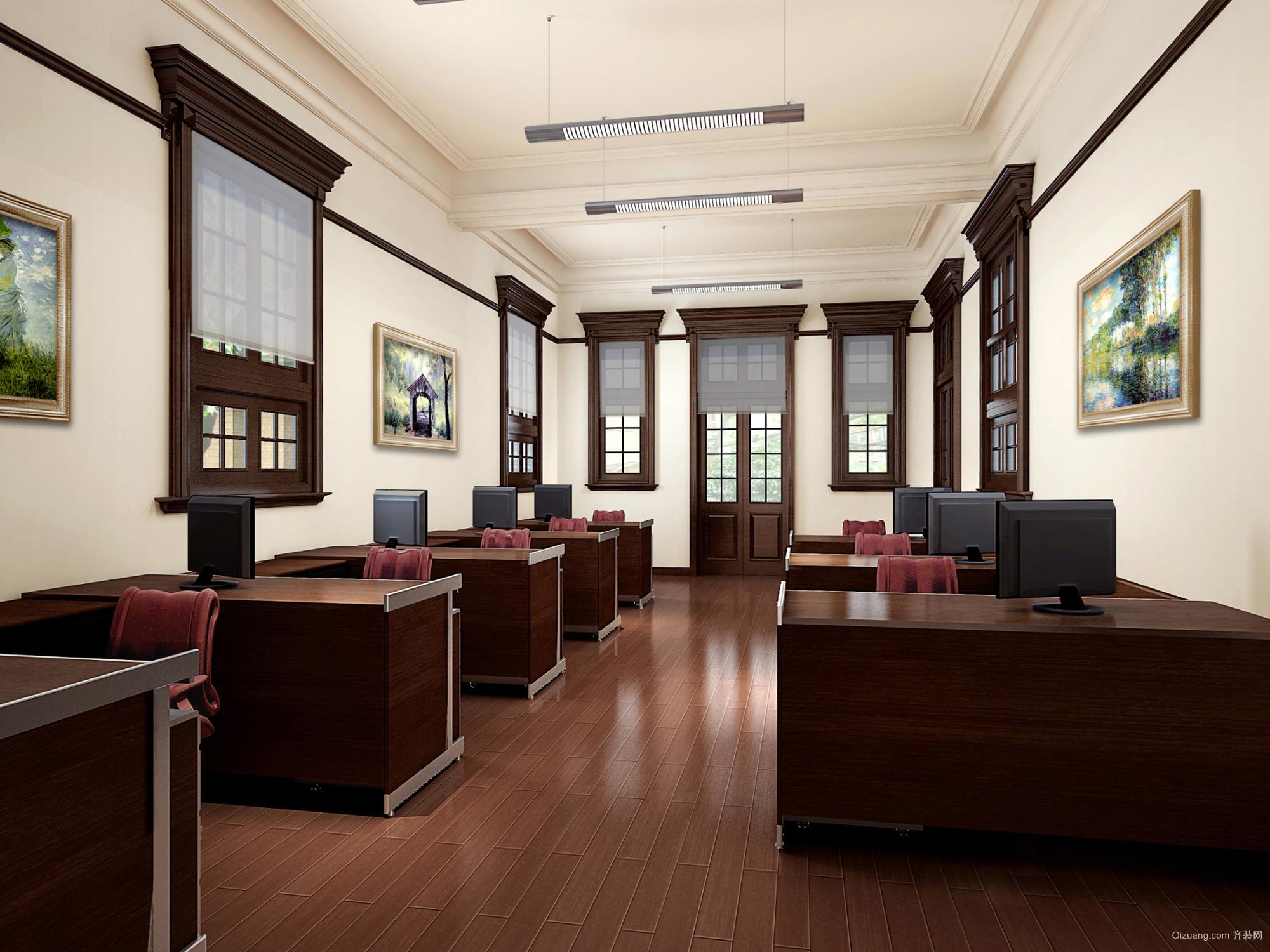 办公空间其他装修效果图实景图