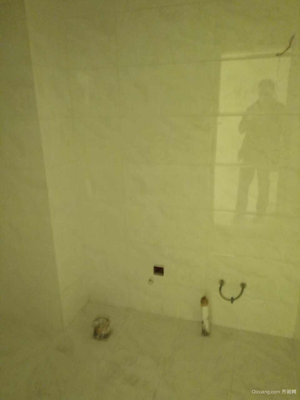 深港城现代简约装修效果图实景图