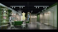欧式风格-女装店