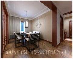 華東龍泉中式風格裝修案例