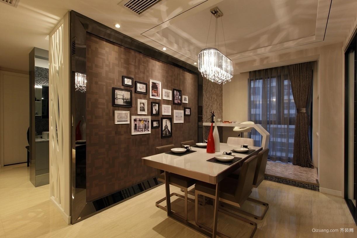 汇锦城现代简约装修效果图实景图