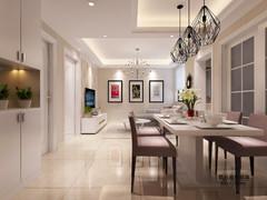 现代简约-长新公寓