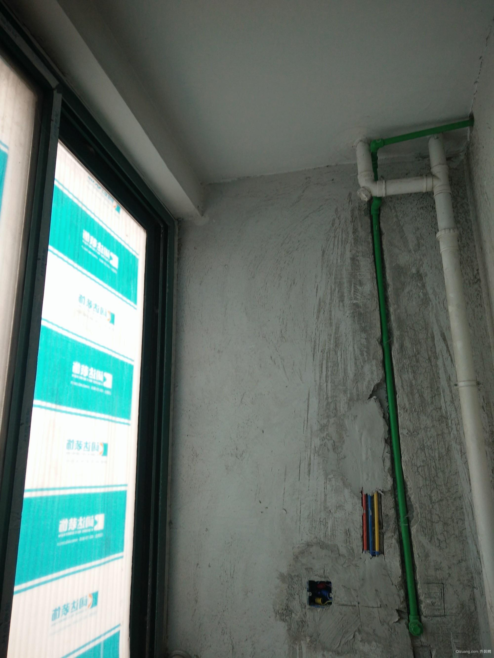 中乐国际公馆现代简约装修效果图实景图