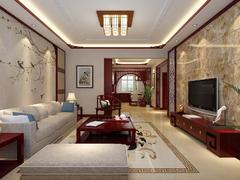 中式风格-御溪台