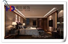 中式风格-博士后官邸