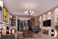 美式风格-申城·金域豪庭