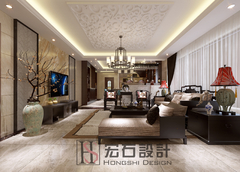 中式风格-南海碧桂园