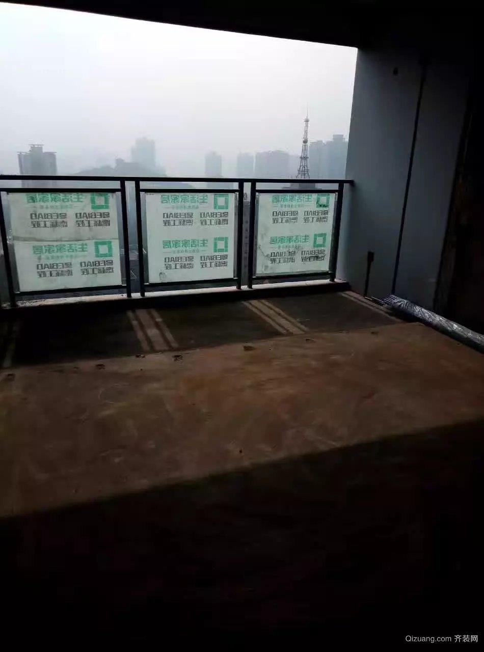 渝北武警总队现代简约装修效果图实景图