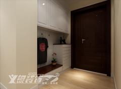 现代简约-城市之光三居室装修效果图