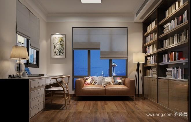 中海原山别墅现代简约装修效果图实景图