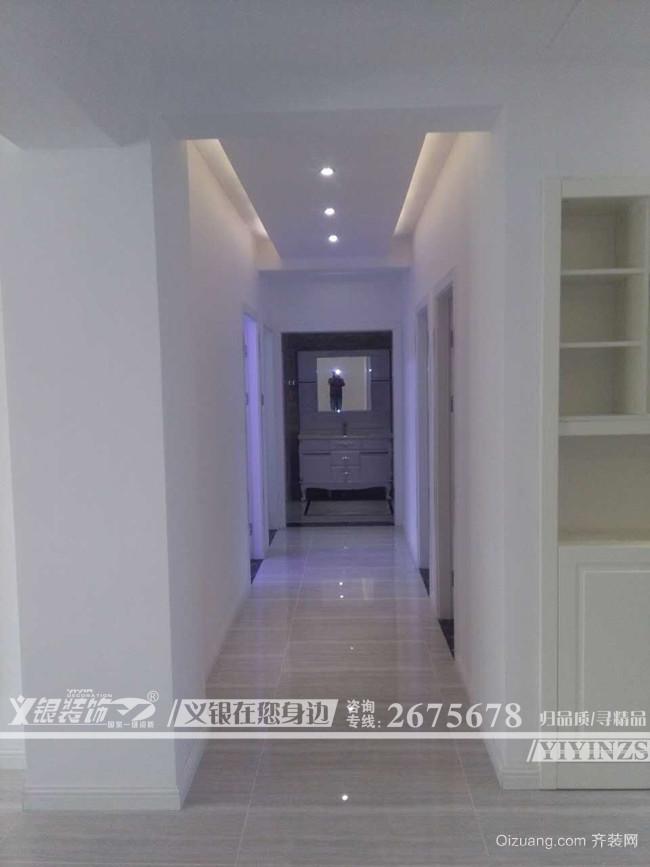 广玉兰小区硬装实景展示现代简约装修效果图实景图