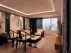 中式风格-竹韵小区