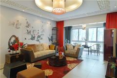 中式风格-紫园小区
