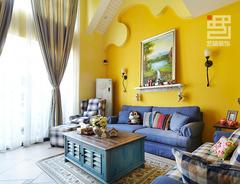 地中海风格-梦境如画-万水美兰城