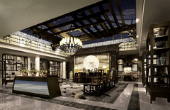 中式风格-中式饭店