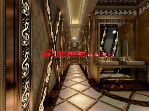 ktv时尚设计室内装修效果图