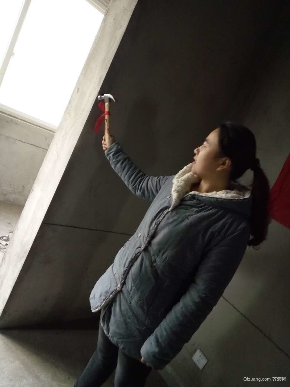 沪强风光城欧式风格装修效果图实景图