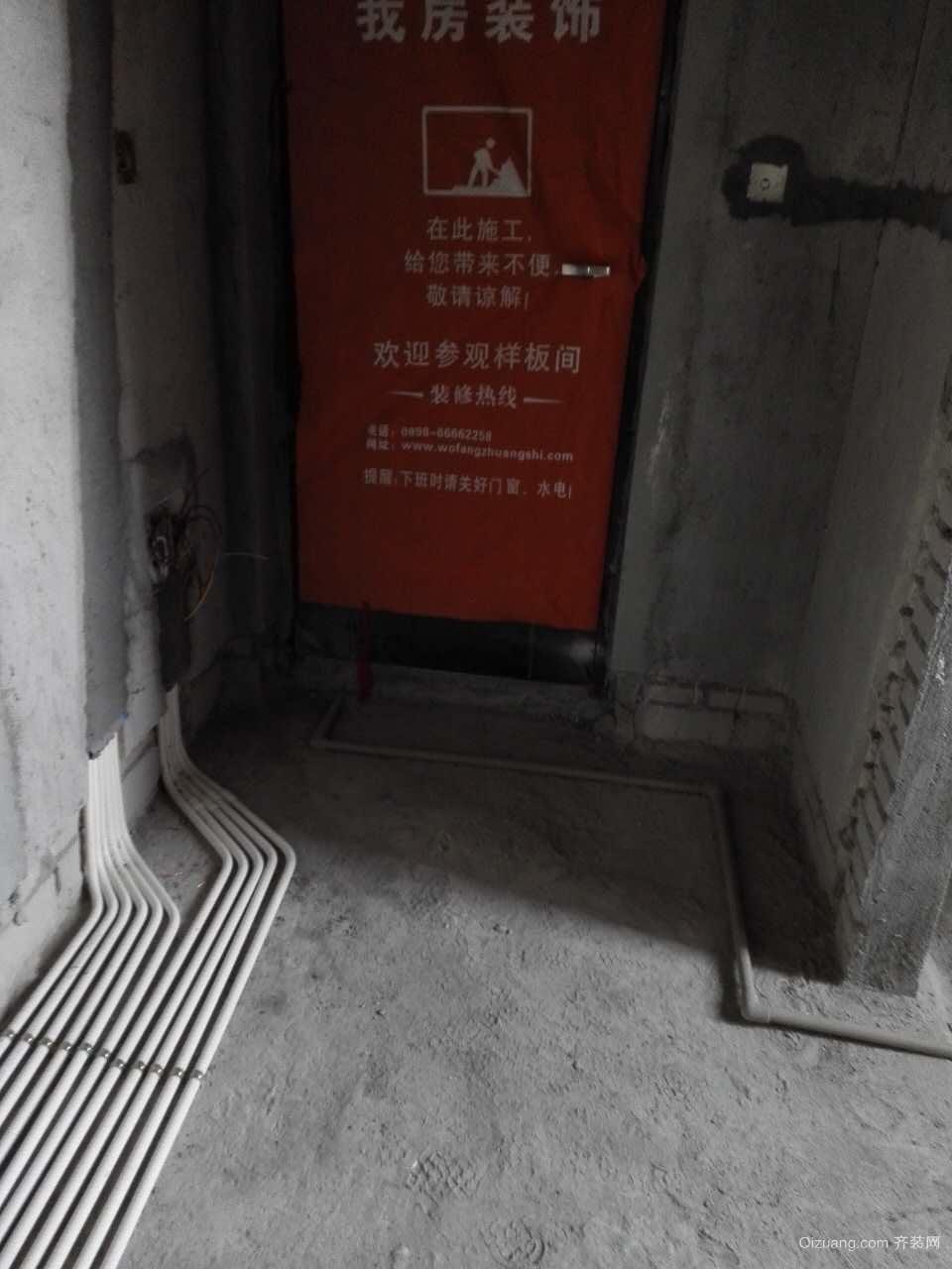 福隆·丽水湾现代简约装修效果图实景图