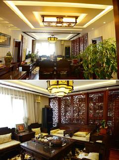 中式风格-安居尚美城