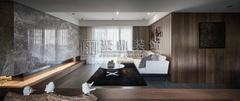 现代简约-自建别墅