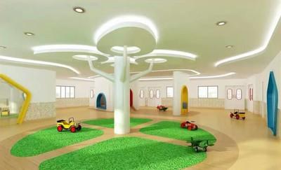 台山幼儿园装修设计案例