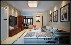 现代简约-金宸国际1-1401