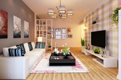 现代简约-中厦公寓