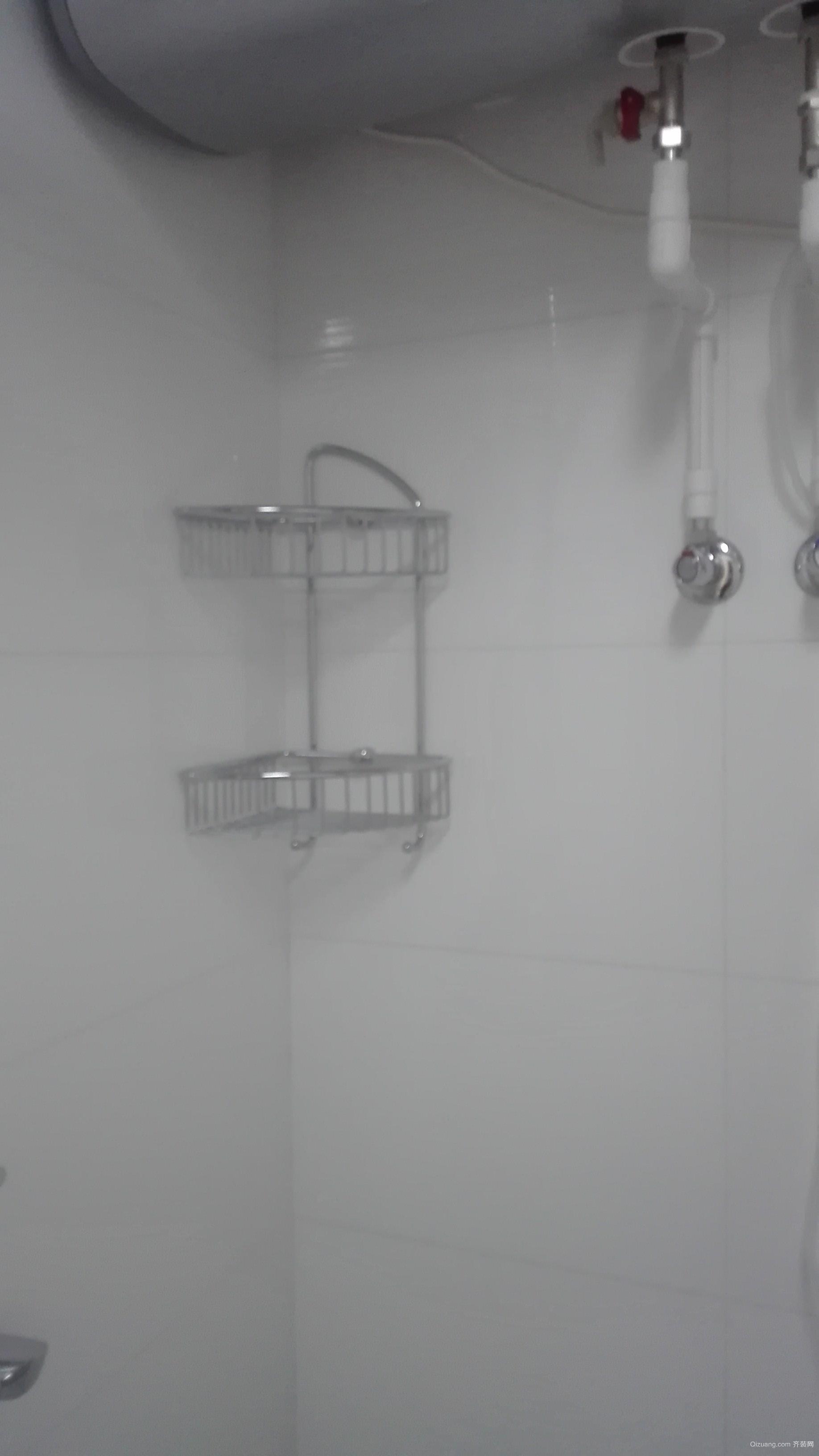 汇丰家园现代简约装修效果图实景图